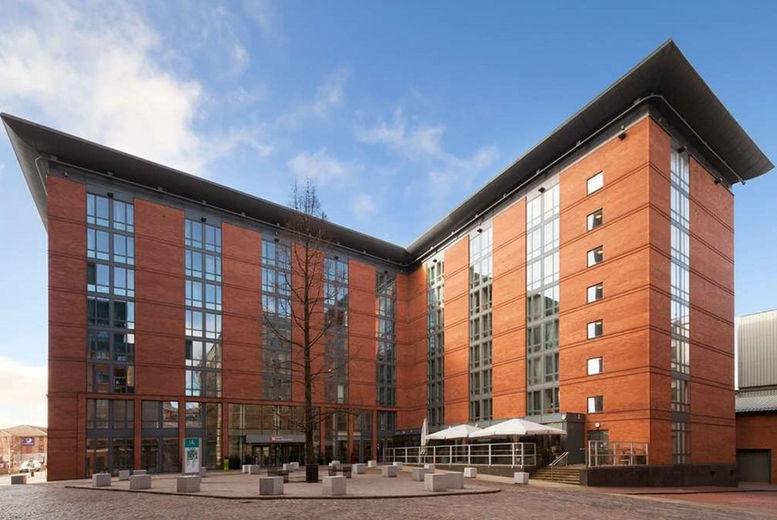Hilton Garden Inn Birmingham Brindleyplace - exteiror