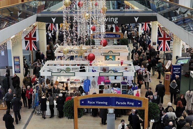 Christmas Fair - Ascot Racecourse