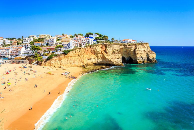 Portugal Stock Image-beach