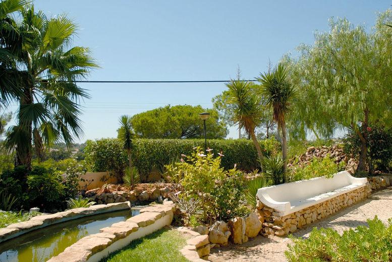 Pinhal do Sol Hotel - garden