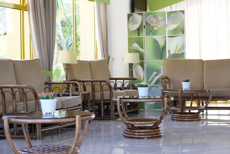 Pinhal do Sol Hotel - indoor seating
