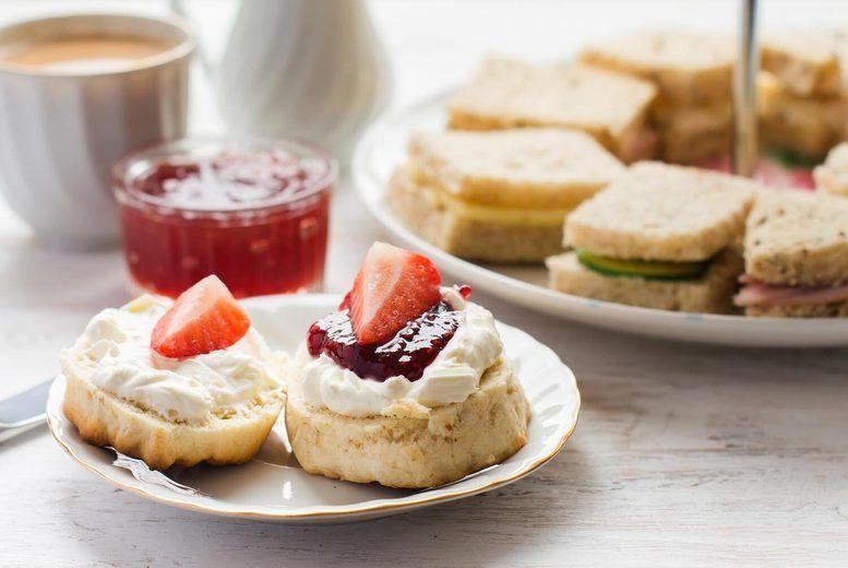 Afternoon Tea for 2 Voucher - Aberdeen