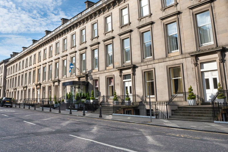 Edinburgh Grosvenor Hotel - exterior