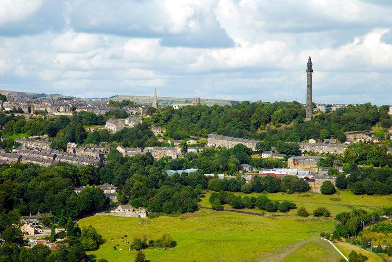 Halifax, Yorkshire Stock Image