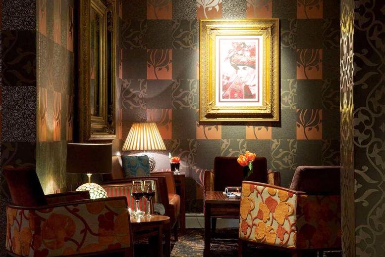 Hallmark Hotel Warrington - lobby