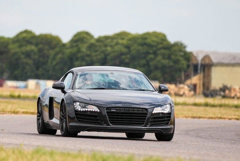 Supercar Driving Experience - Nationwide Voucher