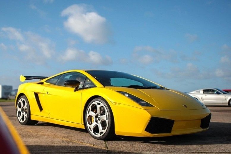 Supercar Driving Experience - Nationwide Voucher1