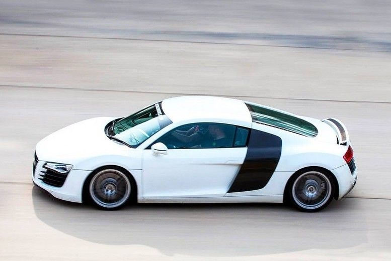 Supercar Driving Experience - Nationwide Voucher2