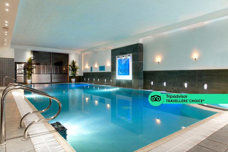 Crowne Plaza London Docklands - Indoor Pool Sticker