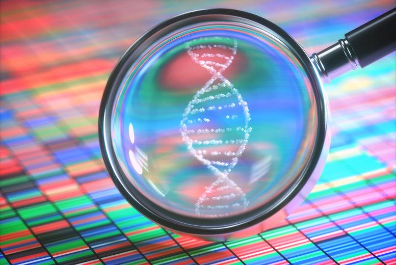 DNA Diagnostics GPS Origin Test Voucher