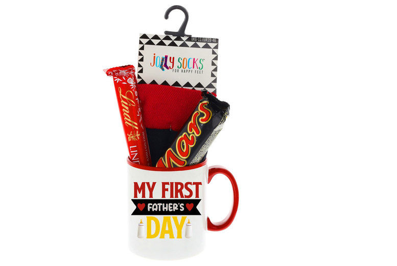 Father's Day Personalised Filled Mug Voucher