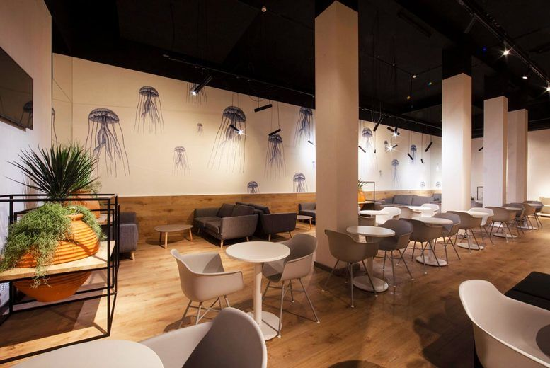 Hotel Cuco - Cafe