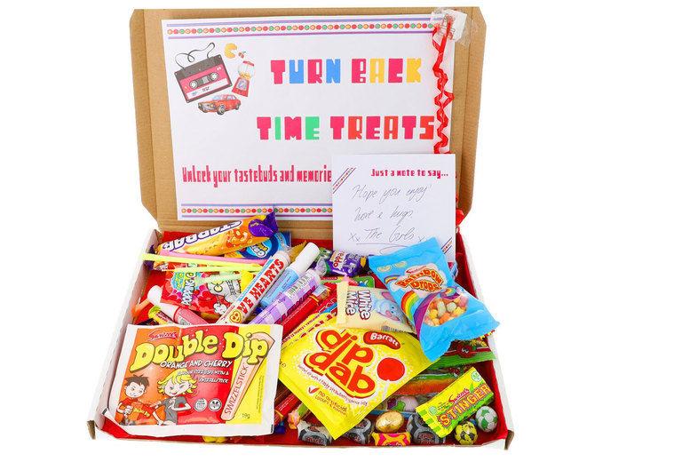 Retro Sweet Letterbox Gift Voucher
