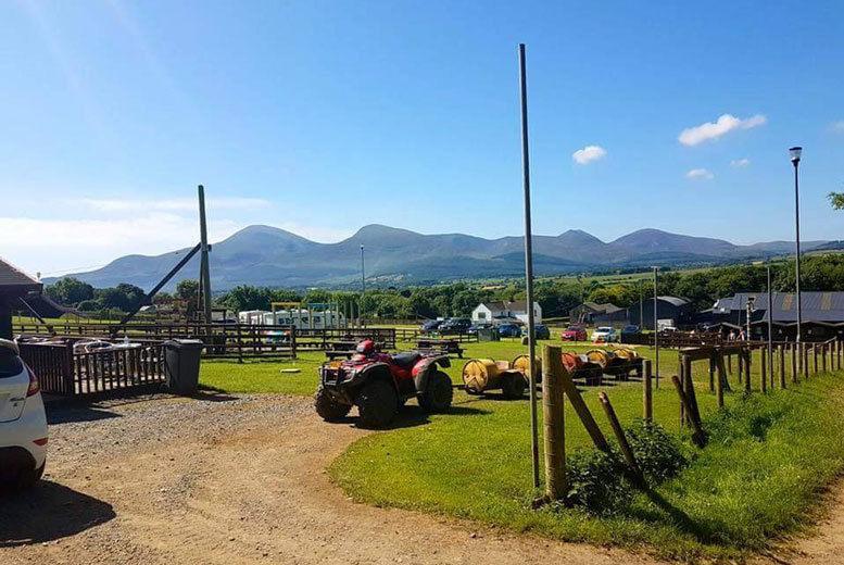 Funny Farm Adventures - Mountains
