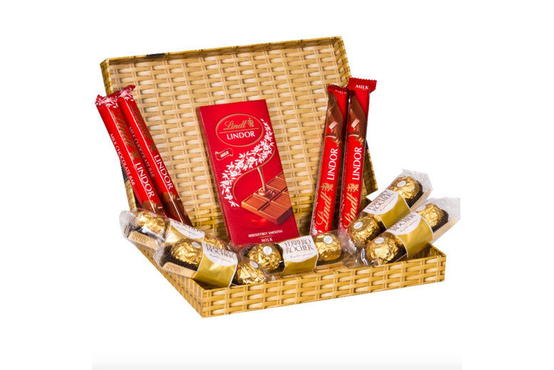 Father's Day Ferrero & Lindt Chocolate Gift
