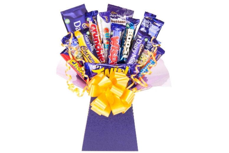 Cadbury Chocolate Bouquet Voucher