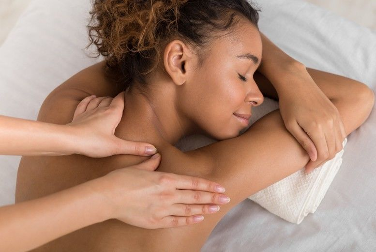 Deep Tissue Massage Voucher - London