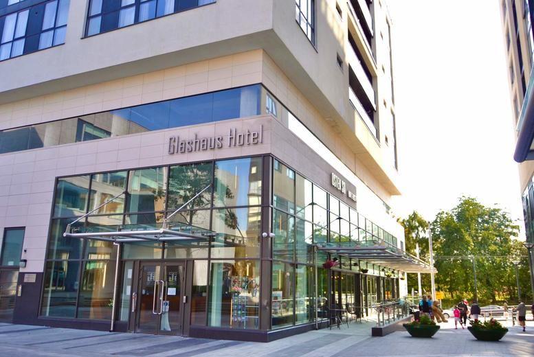 Glaushaus Hotel - Exterior