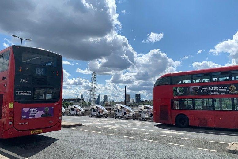 Eco-Cab Tour Voucher - London