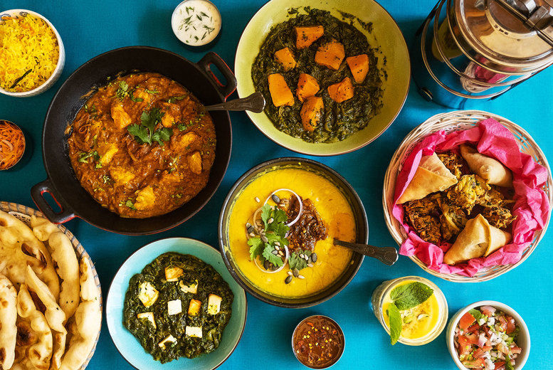 Indian Small Plates & 'Bottomless' Prosecco Voucher