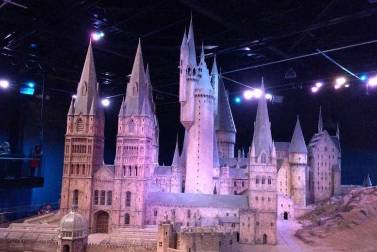 Harry Potter Studio Tour - Castle