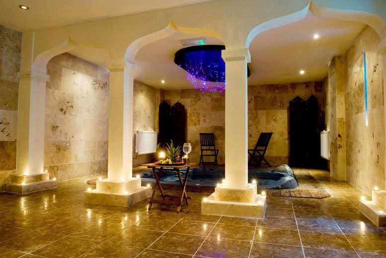 Pamper Package, 3 Treatments & Light Lunch - Portland Hall Spa