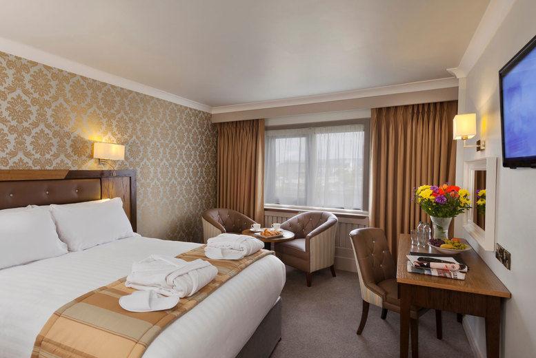 Limerick City Hotel - bedroom