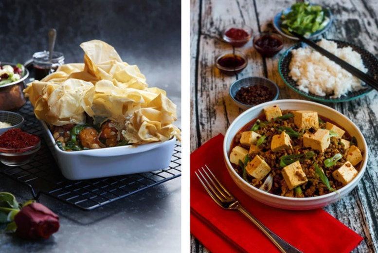 4 Vegan Feast Box Recipes for 2