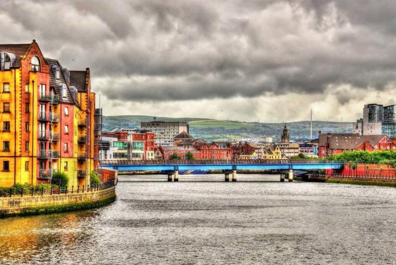 Belfast Stock Image