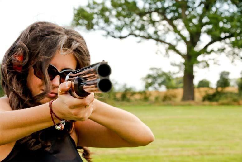 Clay Pigeon Shooting & Breakfast Voucher - Cheshire