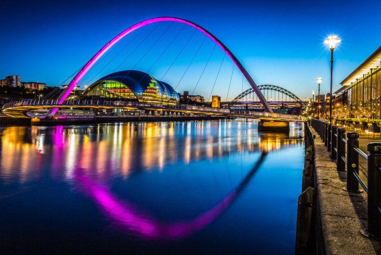 Newcastle Stock Image