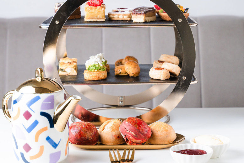 Afternoon Tea & Glass of Prosecco Voucher