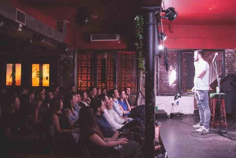 Comedy Night Club Voucher - London