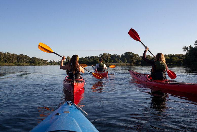 Kayaking Experience Voucher