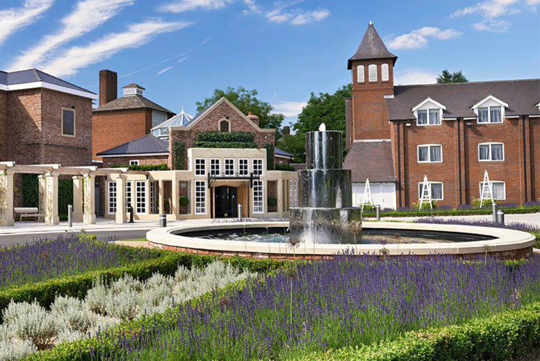 The Belfry Afternoon Tea & Treatments For 2 Voucher