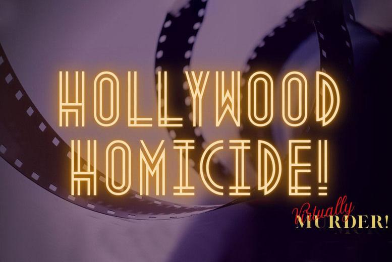 Virtual Murder Mystery Event Voucher