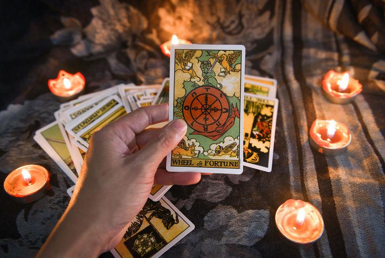 Tarot Card Reading Voucher
