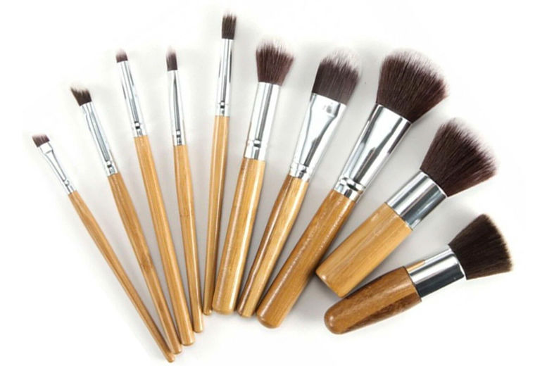 Forever-cosmetics---Bamboo-Makup-Brush-Sets2