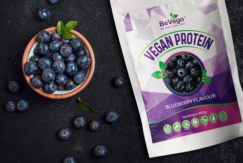 Vegan Protein Powder Deal