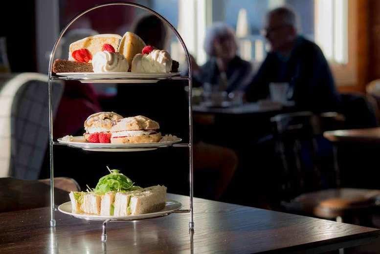 Afternoon Tea Voucher - Yorkshire