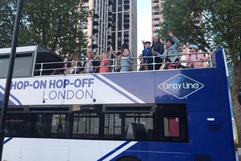 West End Musicals Open Top Bus Experience