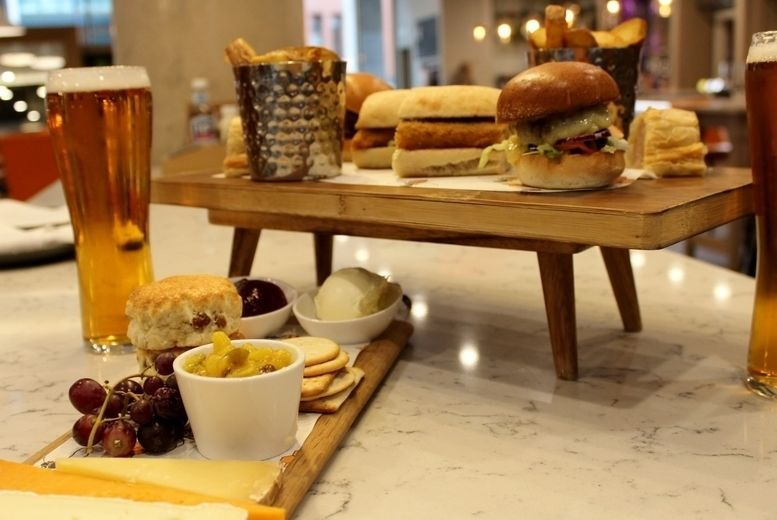 Rustic Alfresco Afternoon Tea for 2 - Manchester 4
