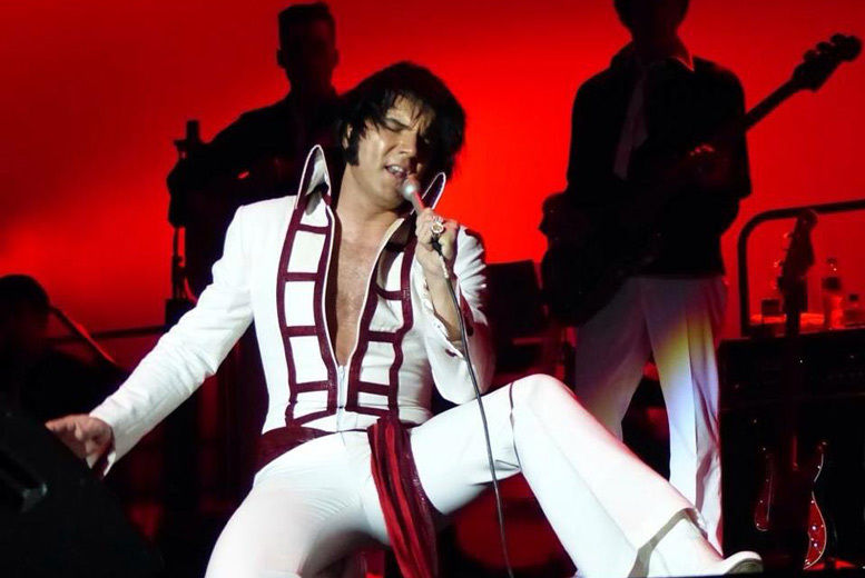 World Famous Elvis Show Voucher