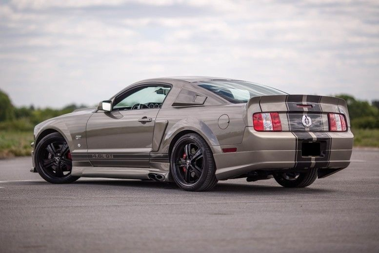 'Eleanor' Shelby Mustang Driving Experience