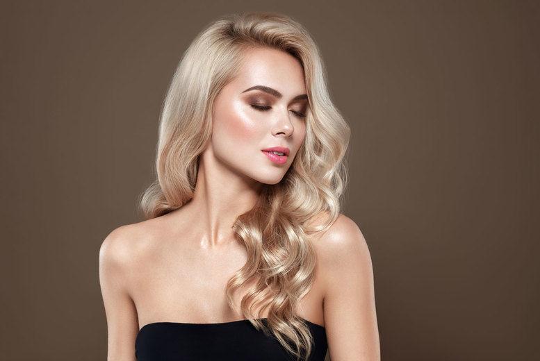 Hair Wash, Cut, Blow-Dry & Highlights Voucher