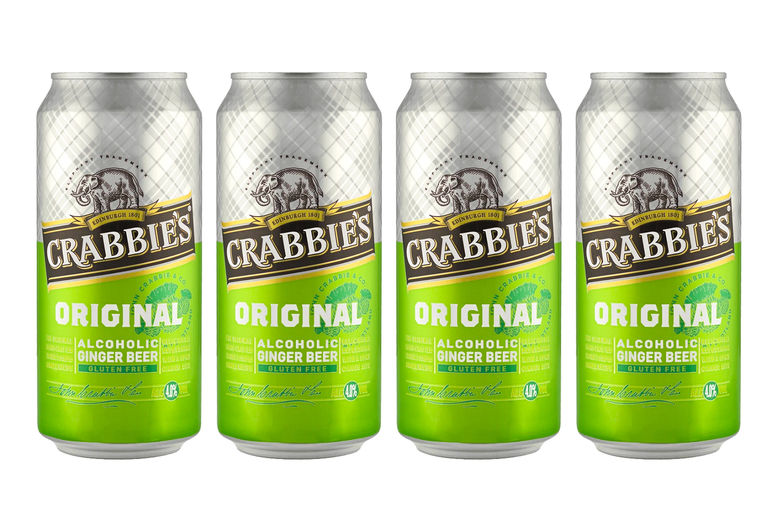 Crabbies Ginger Beer and Bottle Of Alcohol Voucher