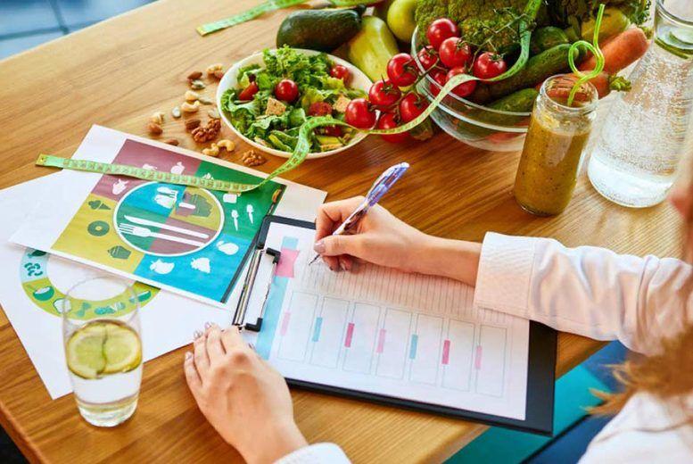 Online Diet & Nutrition Course Voucher