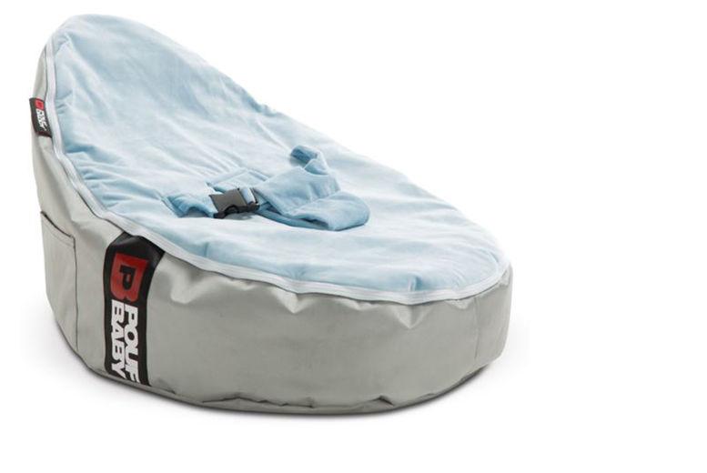 Amazing Strap In Baby Bean Bag Egg Chair Shop Wowcher Machost Co Dining Chair Design Ideas Machostcouk