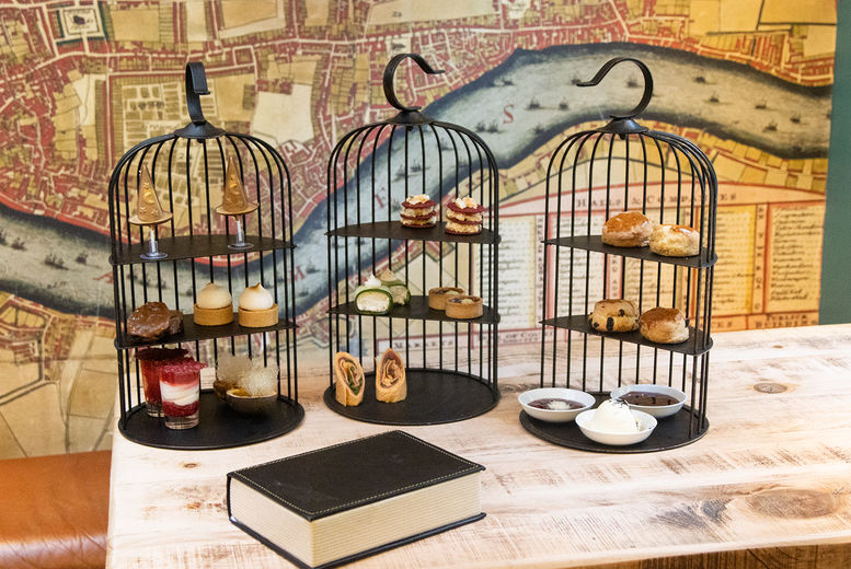 Wizard Afternoon Tea for 2