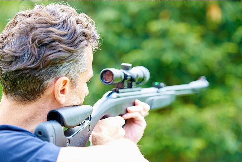 Rifle & Slingshot Session Voucher